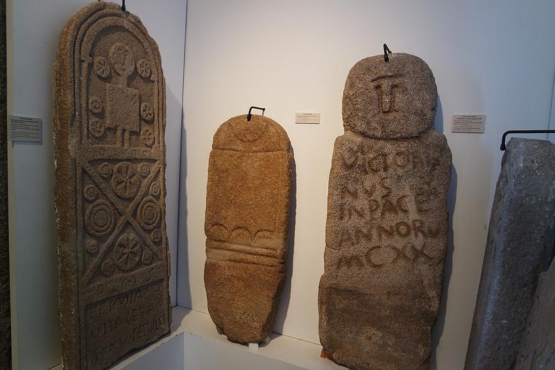 Estelas funerarias del S.III