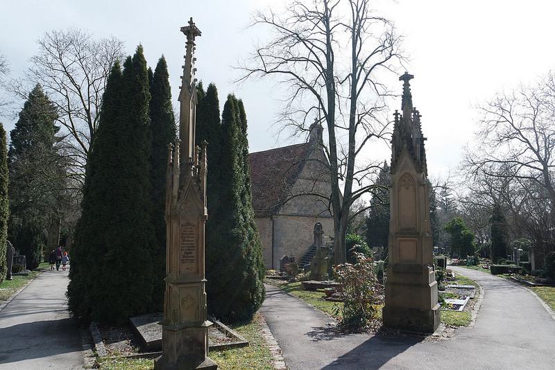 Cementerio de Rothenburg