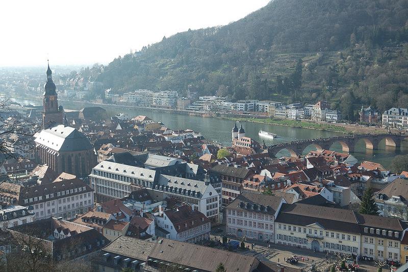 Romántica Alemania, Heidelberg