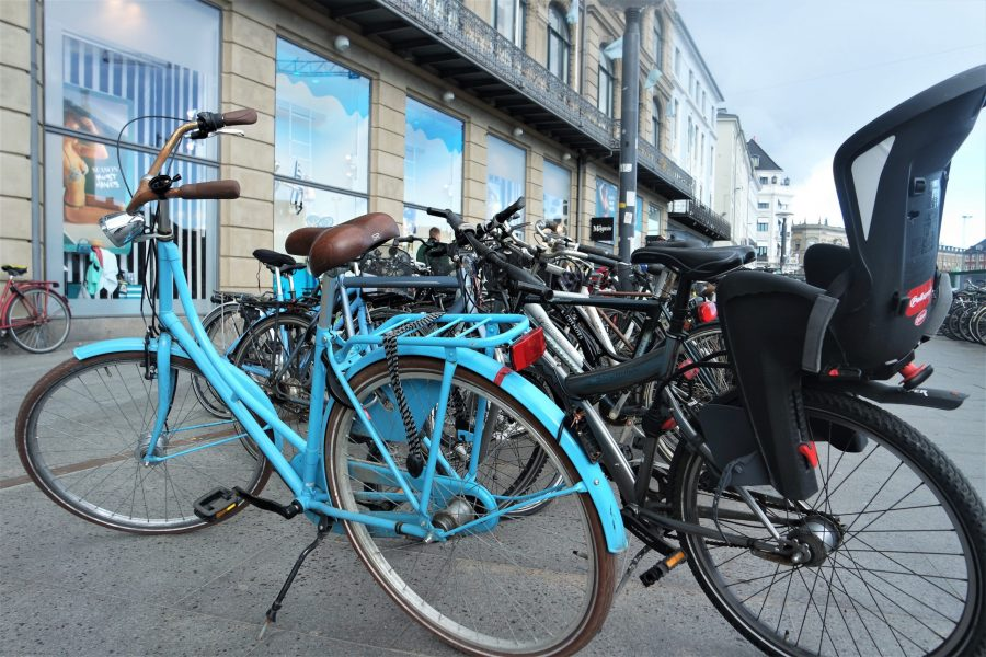 Bicis en Copenhague
