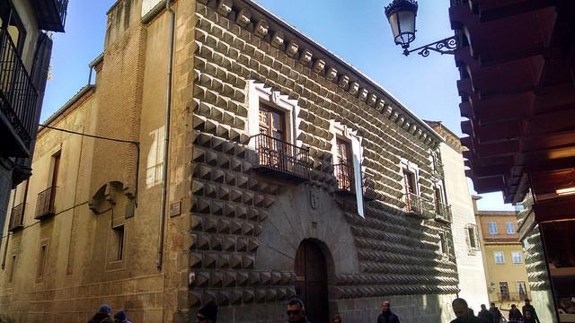 Casa de los Picos,leyendas de Segovia