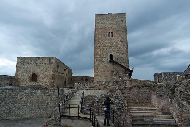 Castillo de Alcaudete, Jaén