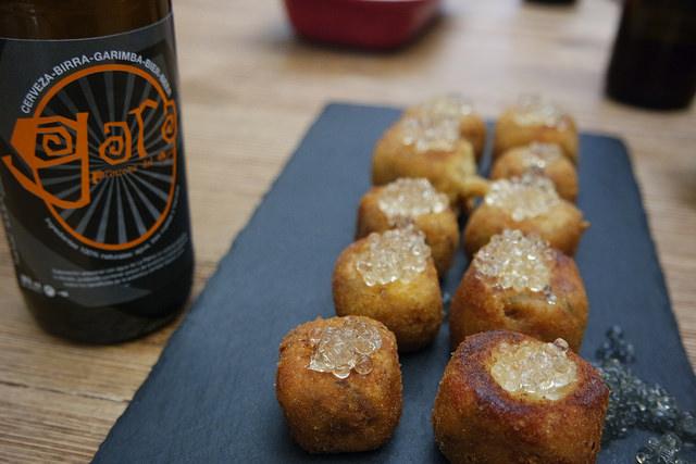 Croquetas de puchero con cerveza Gara de La Palma, 9 razones para enamorarte de Canarias