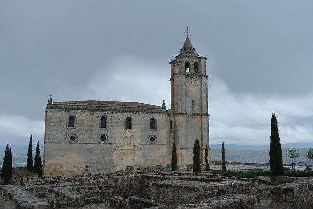 Iglesia de la Fortaleza de la Mota