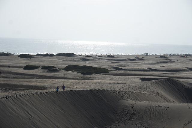 Playa de Maspalomas, 9 razones para enamorarte de Canarias