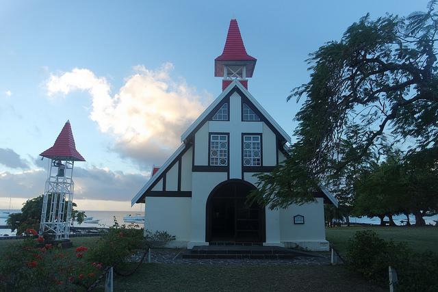 Cap Malheureux, norte de la isla
