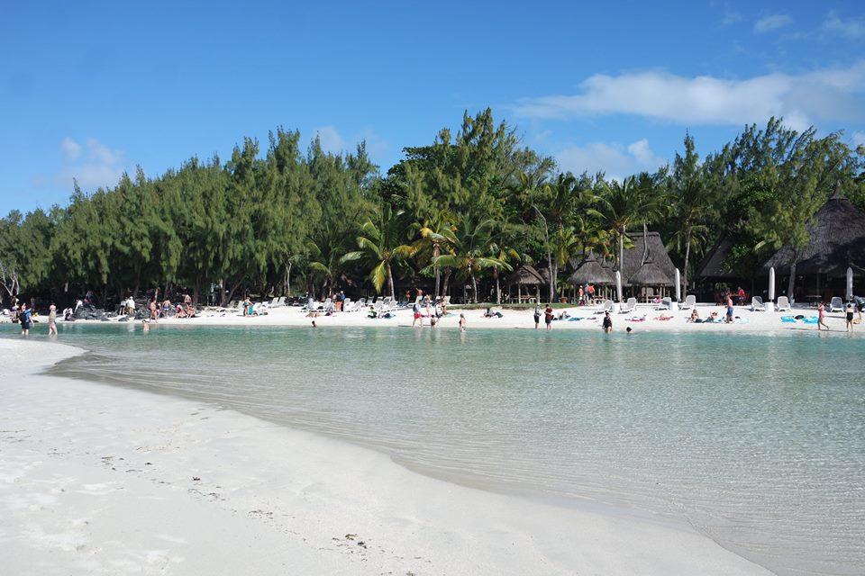 Playa isla de los Ciervos