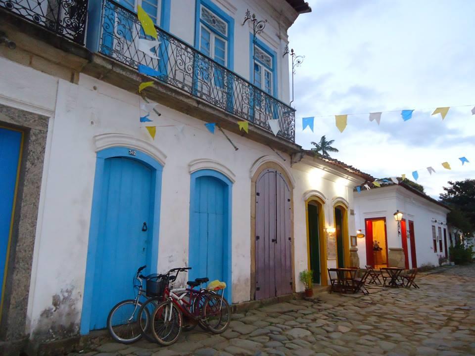 Paraty, el pueblo portugués de Brasil