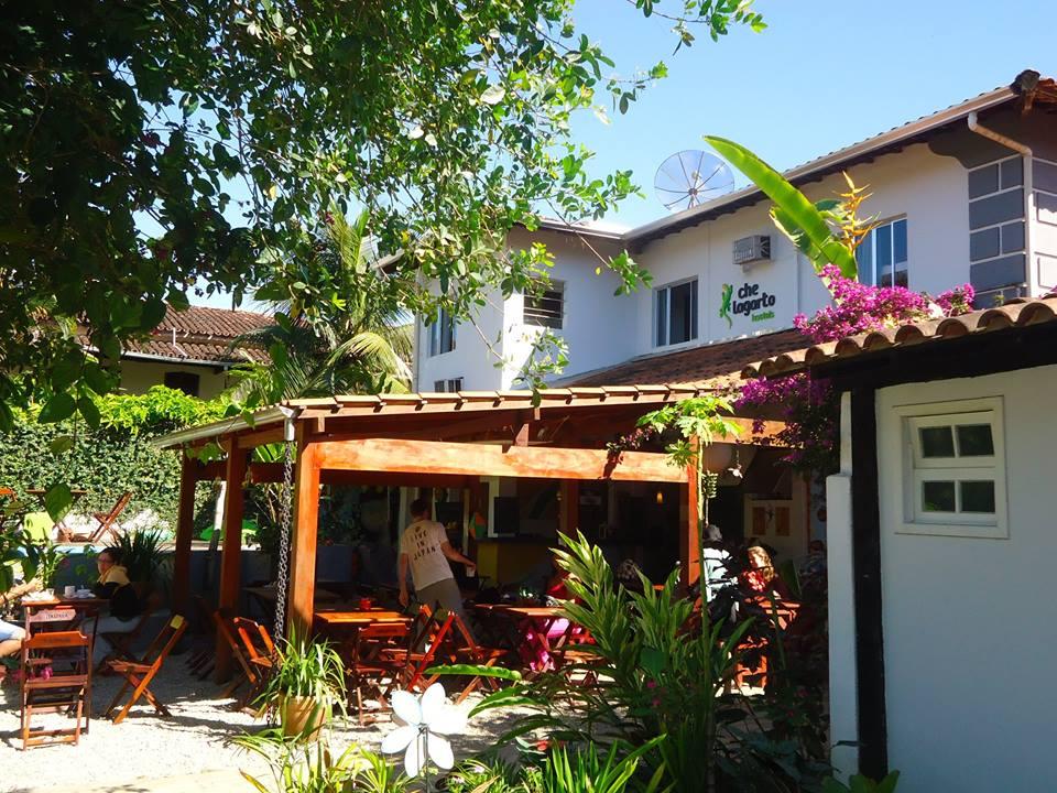 Hotel Che Lagarto Paraty