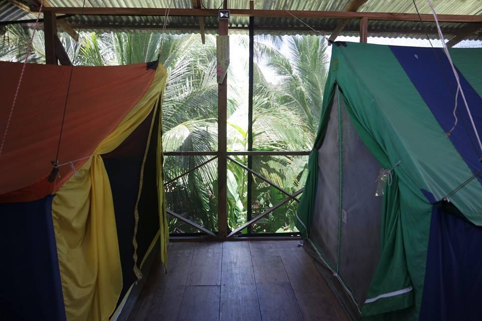 Camping Bocas del Toro