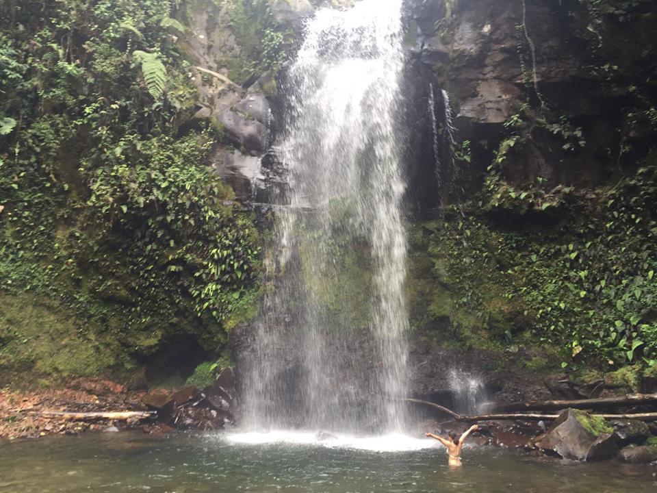 Cascada de Boquete, Panamá