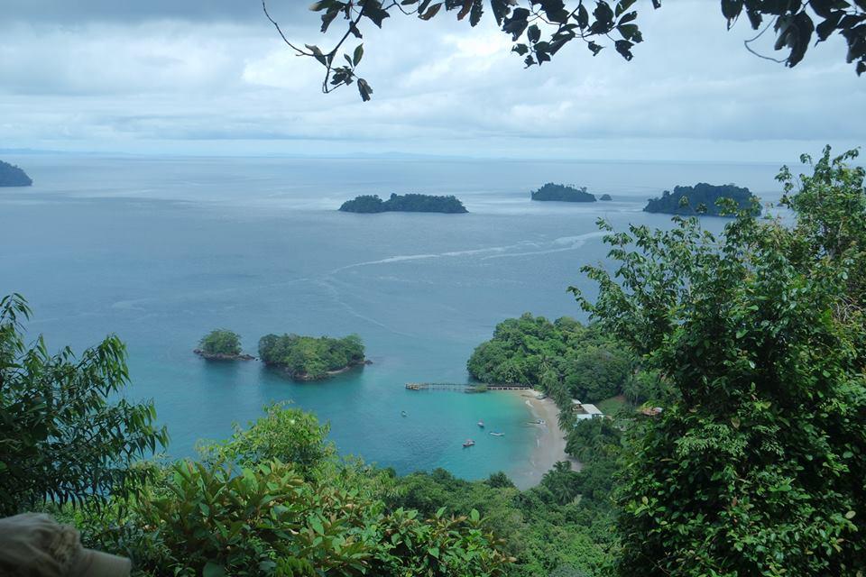 Isla de Coiba, Panamá