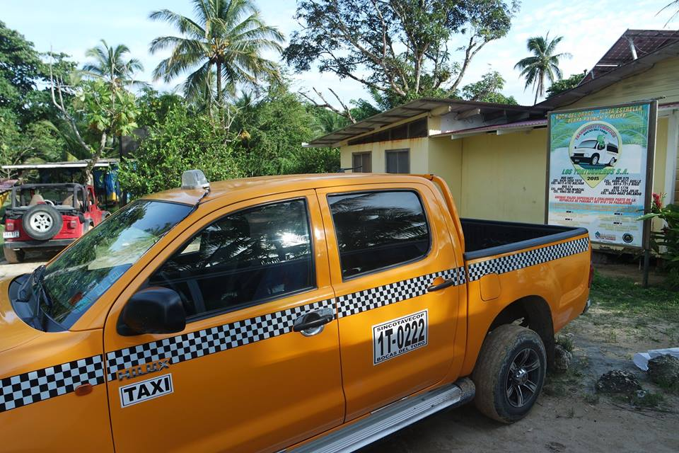 taxi-en-bocas-del-toro