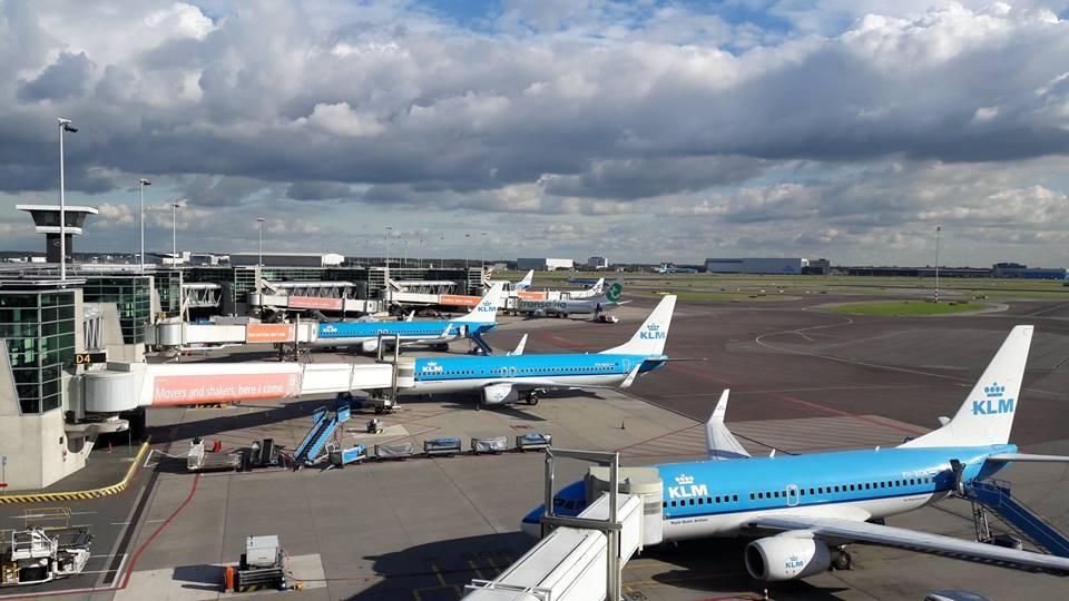 Aeropuerto de Schiphol
