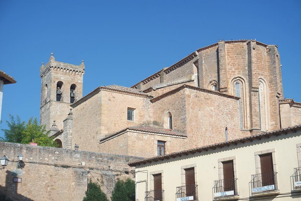 Cifuentes, ruta del Viaje a La Alcarria