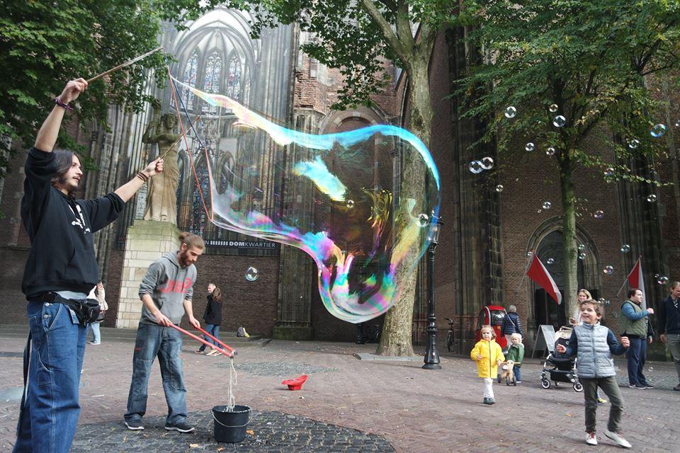 Domplein de Utrecht