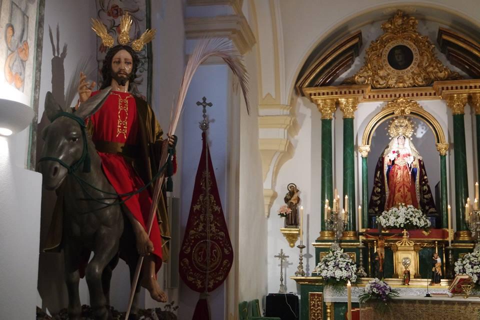 Imagen del Domingo de Ramos