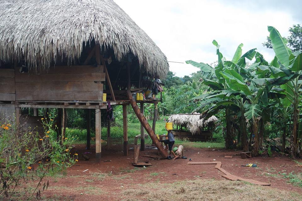 Qué ver en Darién: la aldea Emberá de Mogue