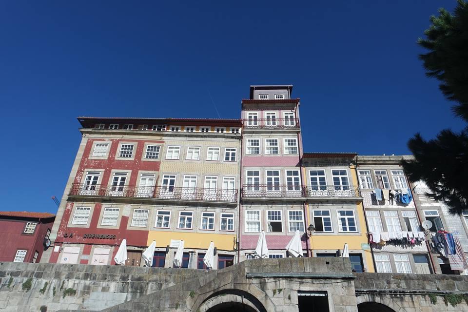 Oporto, la Ribera