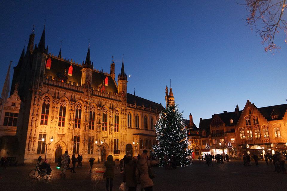 Brujas en Navidad, viajes de invierno