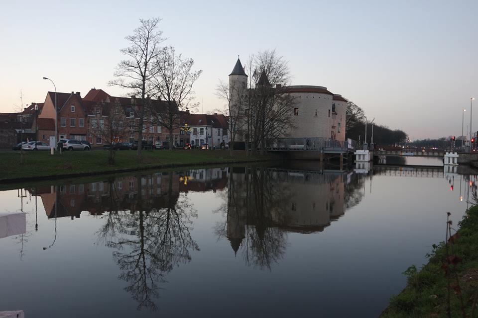 Canal de Brujas