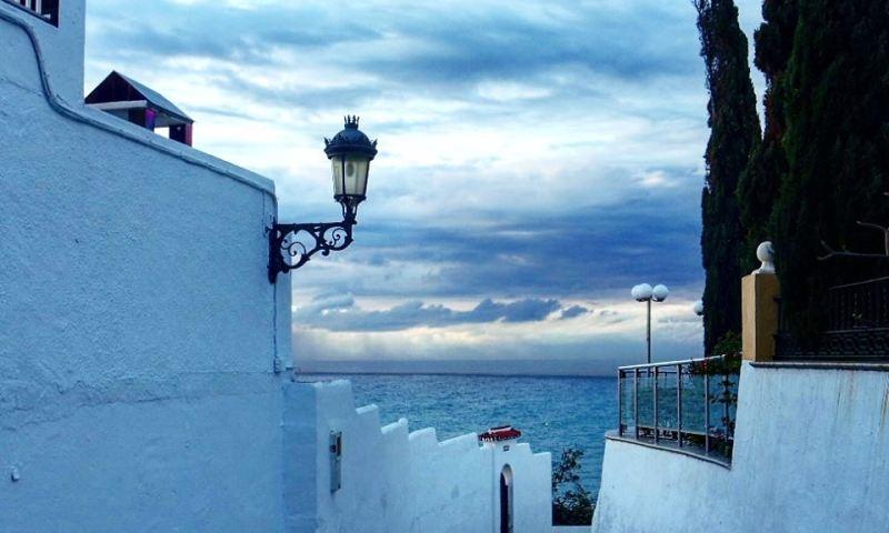 invierno azul, qué ver en Nerja