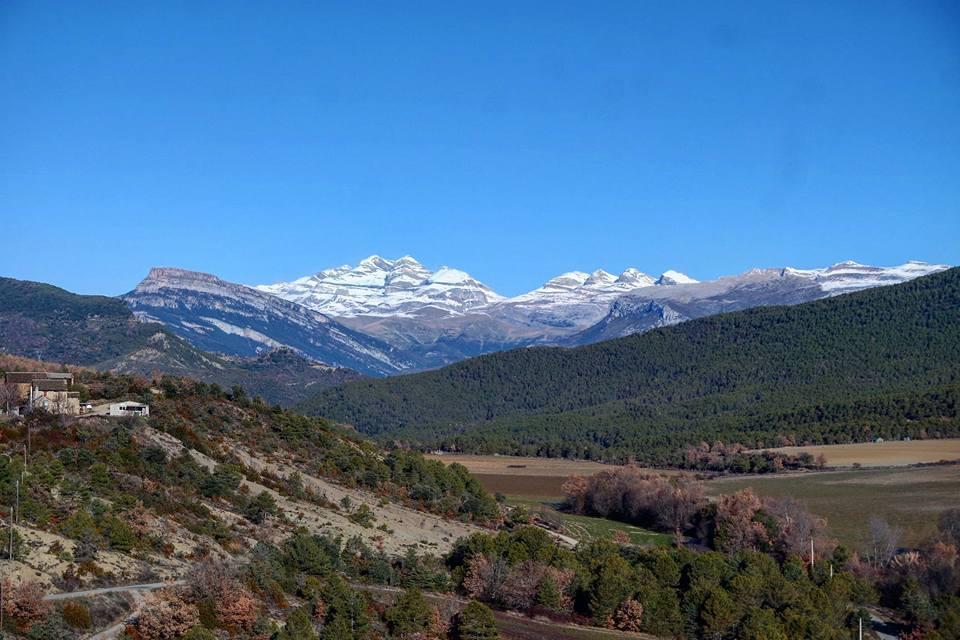 Monte Perdido, Ordesa. Pirineo de Aragón