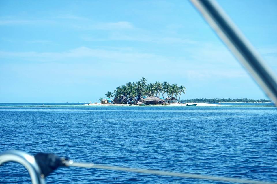Navegando por San Blas