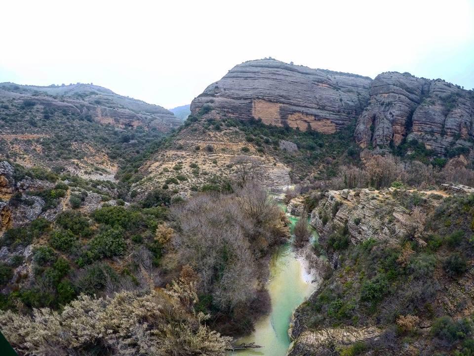 Sierra de Guara, ruta de 7 días por Aragón