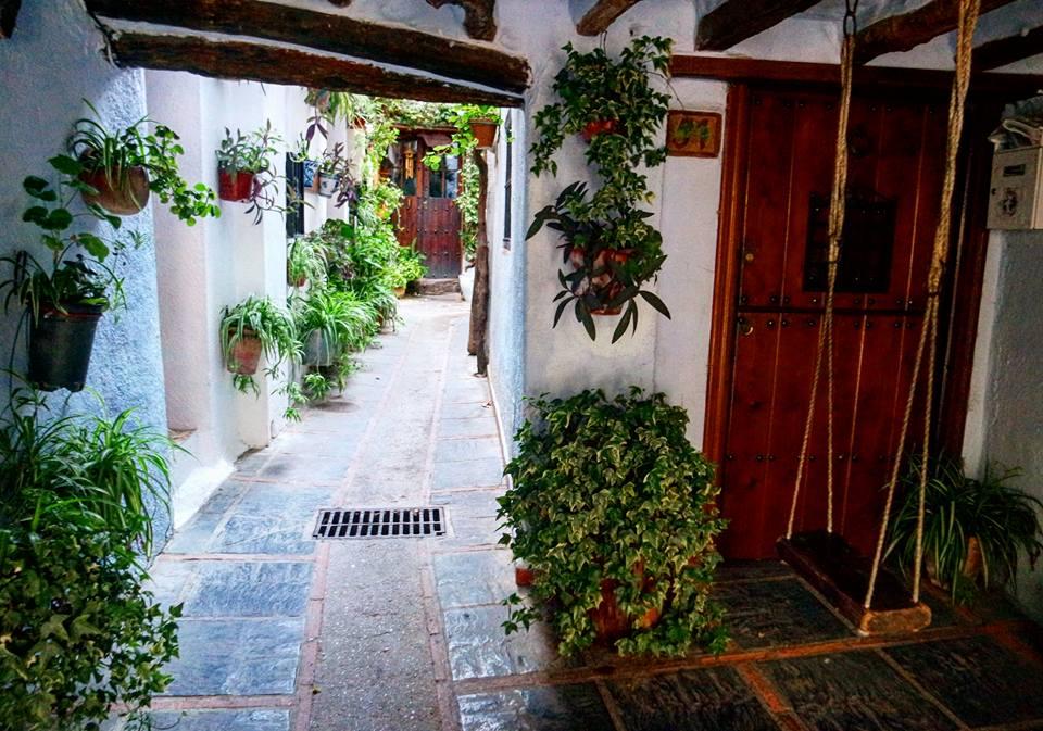 Barrio del Hondillo, qué ver en Lanjarón