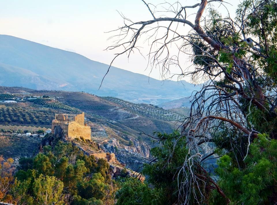 Qué ver en Lanjarón, castillo árabe