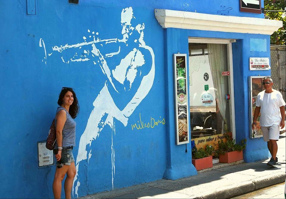 Bar cubano, Cartagena de Indias