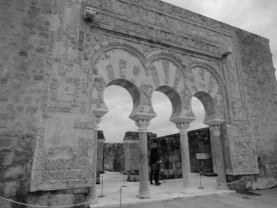 Medina Azahara, puerta del Ministro