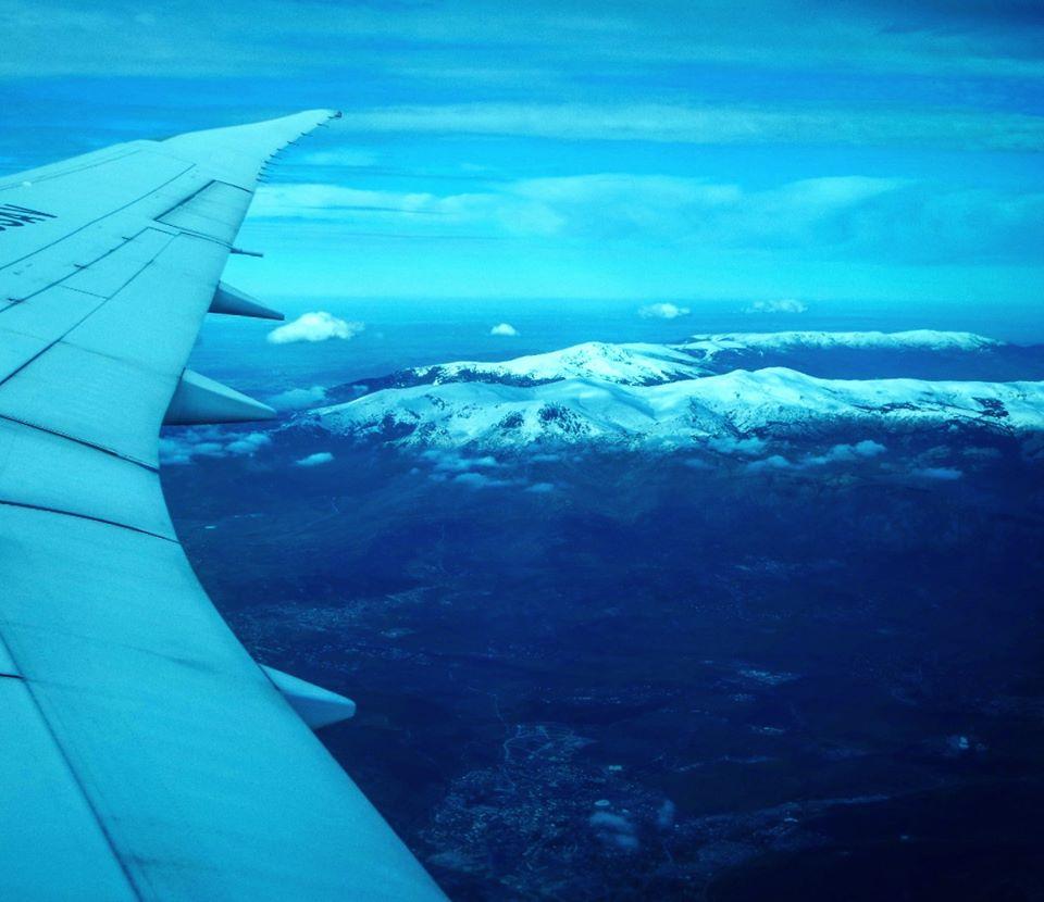 Despegando a Noruega