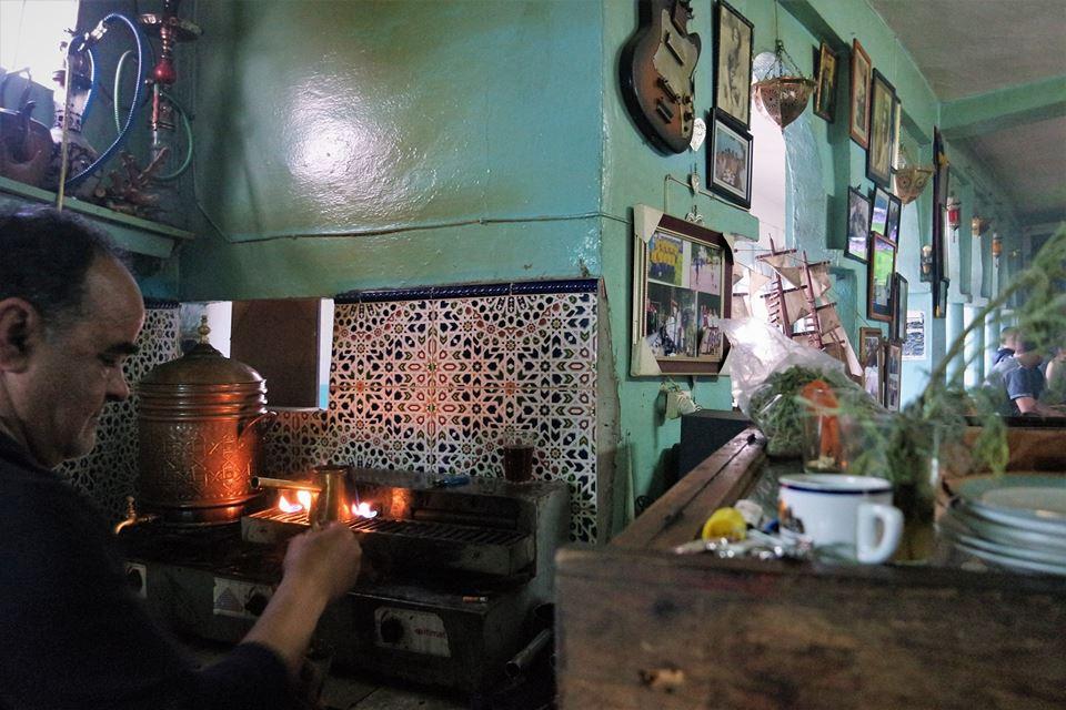 Café Baba, qué ver en Tánger