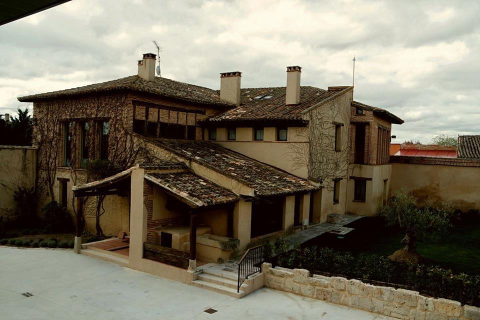 Casa solariega Campo Eliseo, La Seca, ruta de bodegas de vino en Valladolid