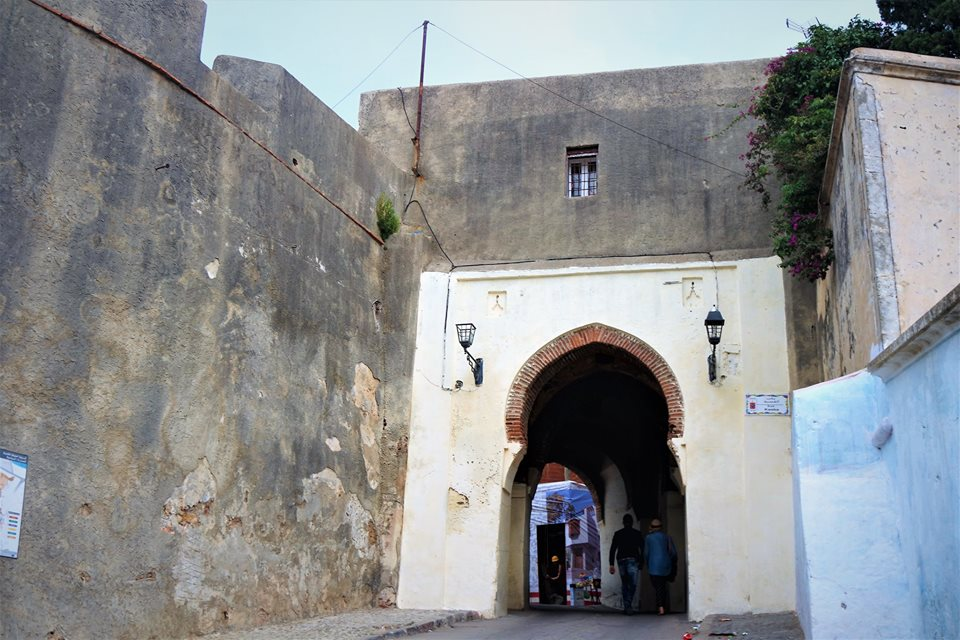 Entrada a la Medina, qué ver en Tánger