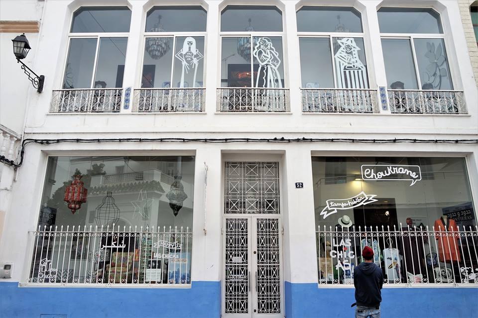 Las Chicas, concept store, qué ver en Tánger