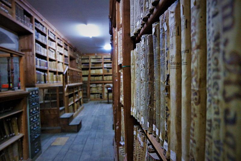 Biblioteca del Seminario de Santa Catalina