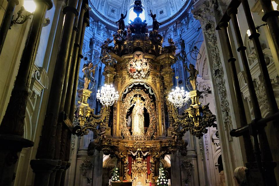 La Virgen de Ojos Grandes, Lugo