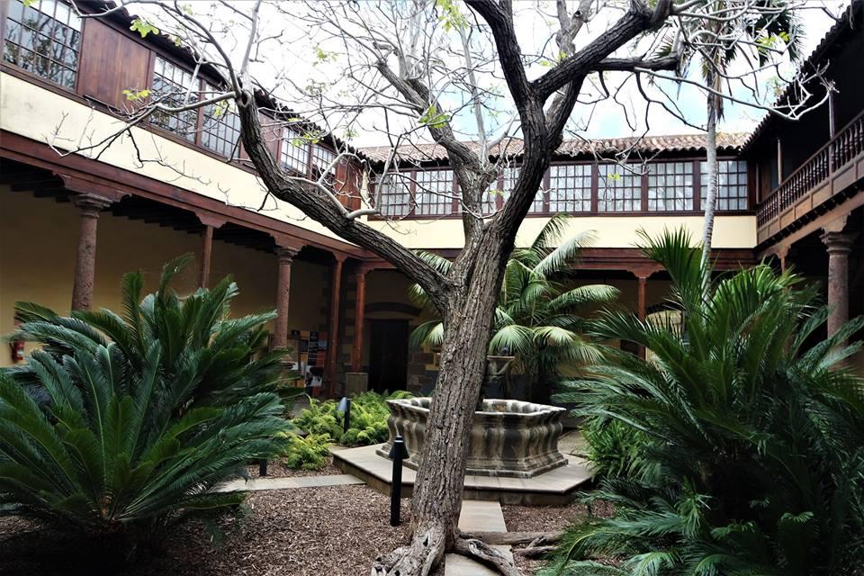 Casa de los Capitanes, qué ver en La Laguna