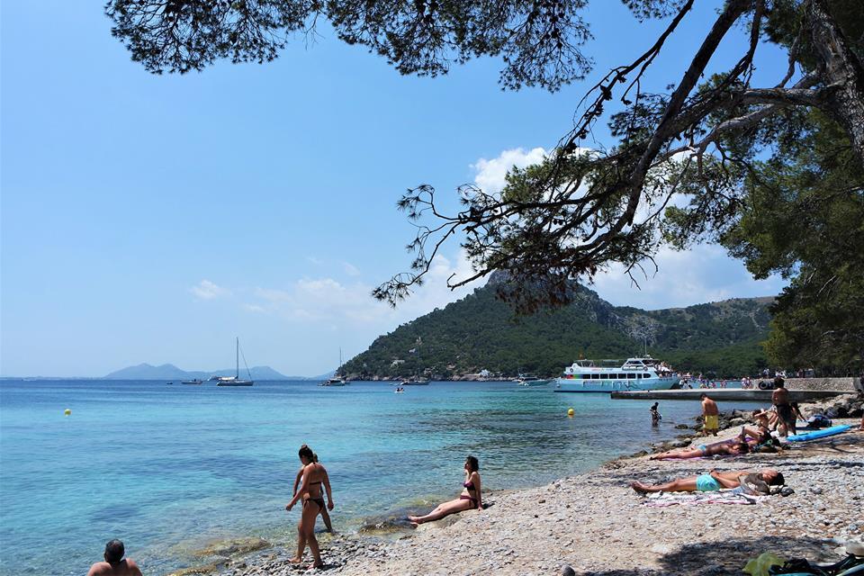 Cala Pi, playas de Mallorca
