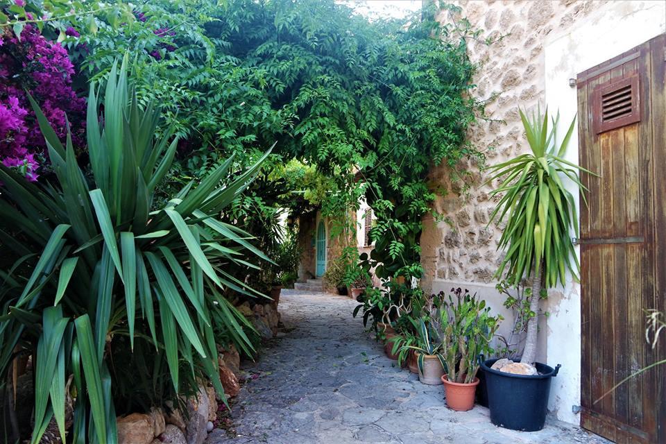 Calles de Deiá, Mallorca