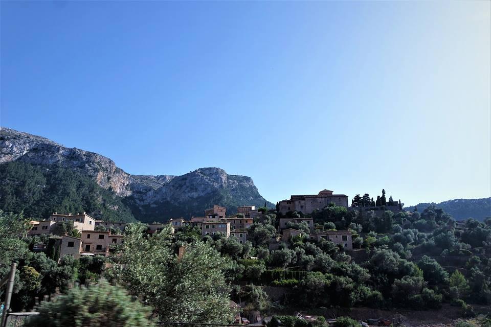 Deiá, Mallorca en coche