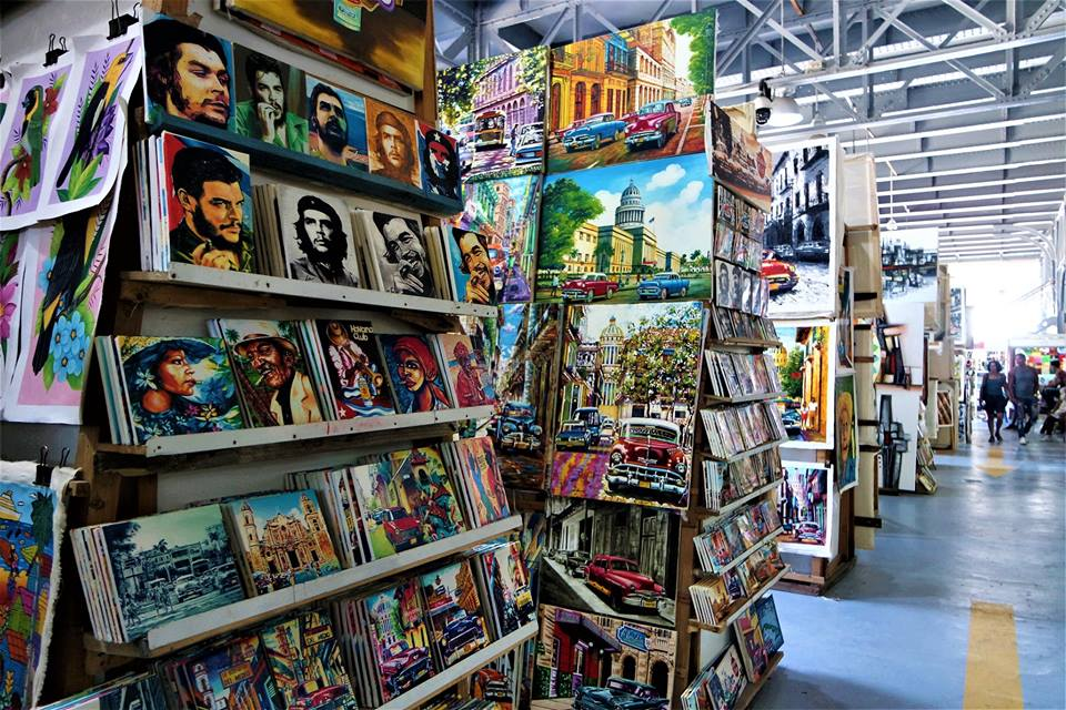 Mercado de San José, qué ver en La Habana