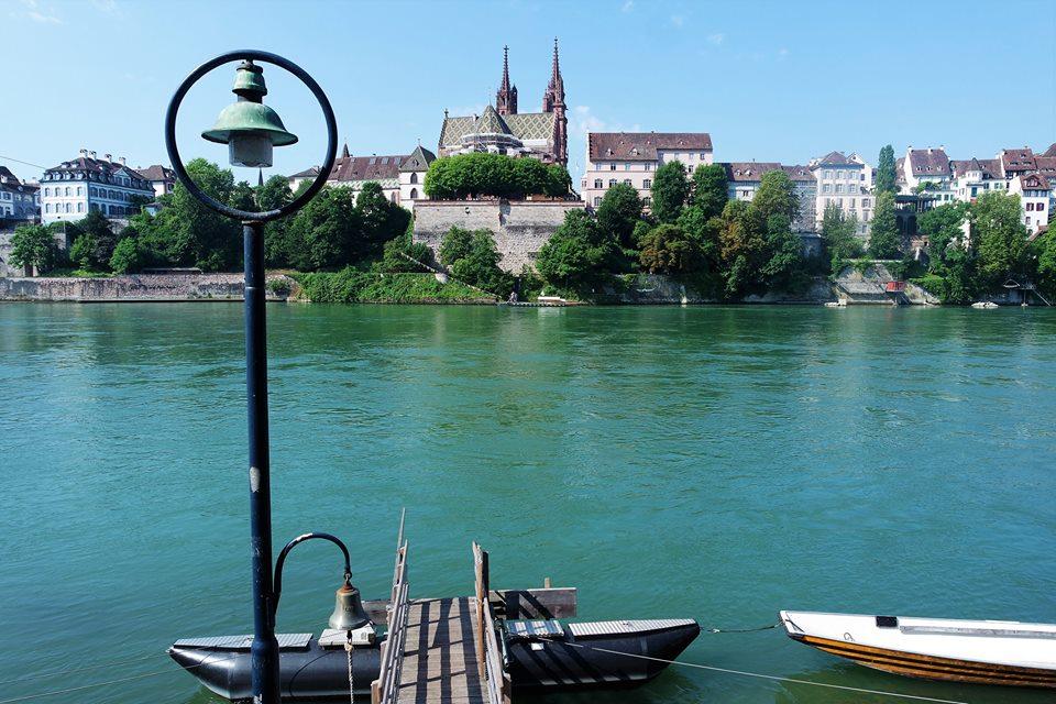Trasbordador, qué ver en Basilea