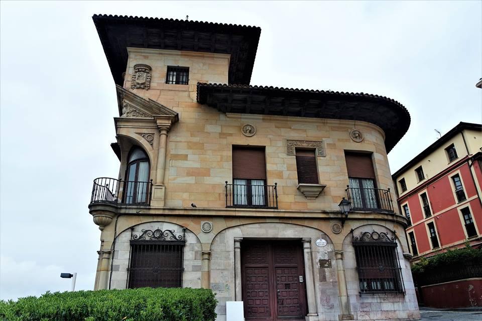 Casa Parquet, futuro albergue de peregrinos del Camino del Norte, Gijón