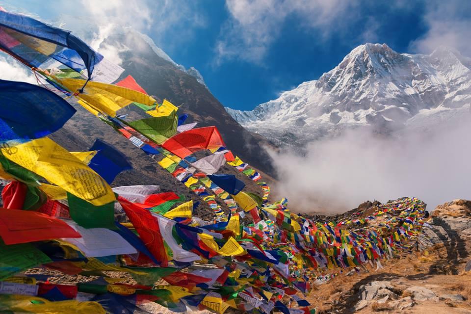 Preparativos para viajar a Nepal