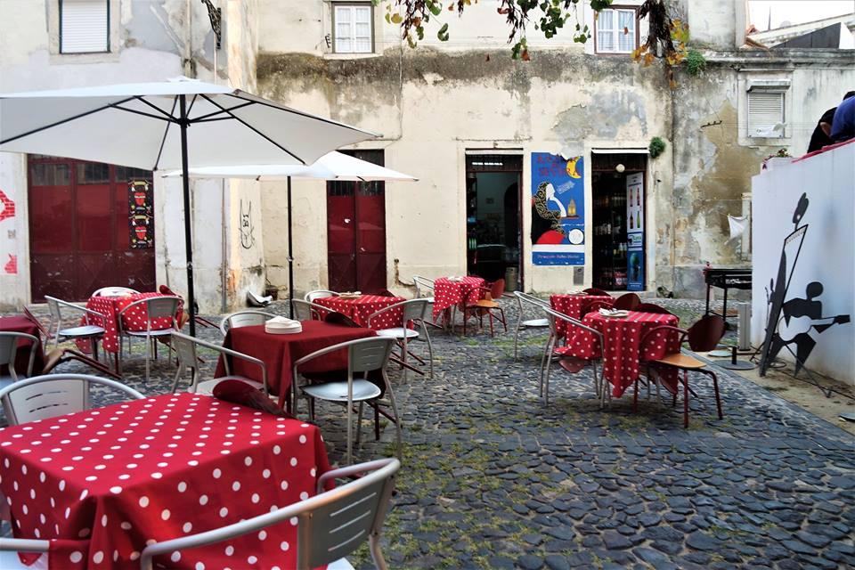 Barrio de Graçia, Lisboa