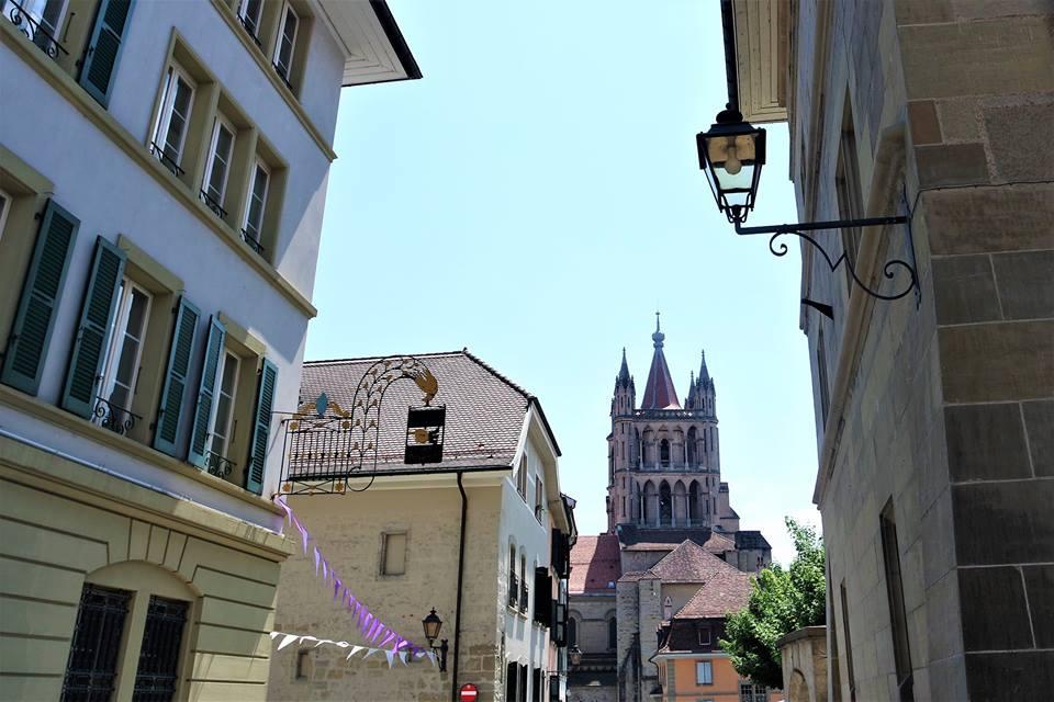 Centro histórico, qué ver en Lausanne